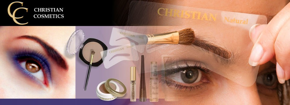 Christian Cosmetics : Eyebrow make up